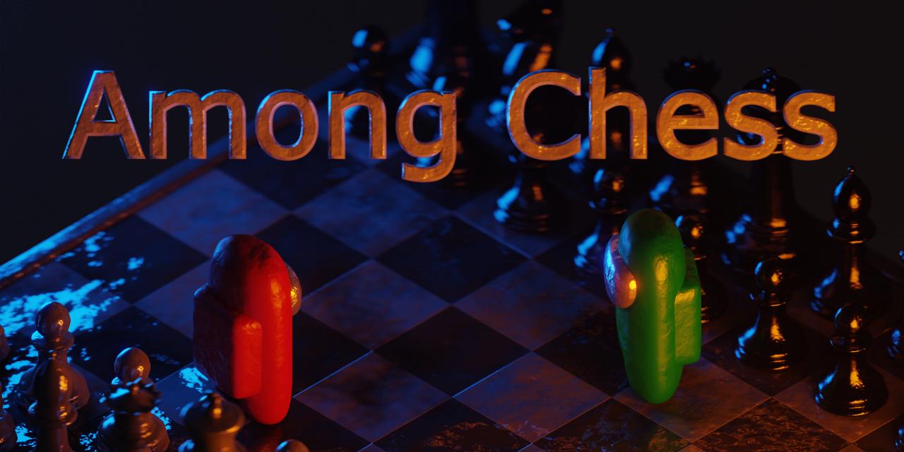 Among Chess Logo